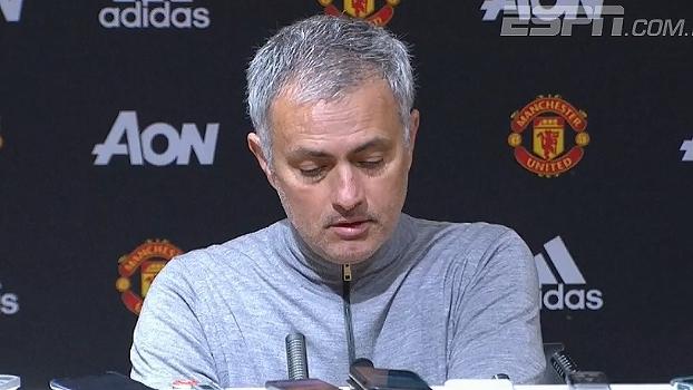Mourinho lamenta chances perdidas e analisa sequência sem derrotas: 'Muitos empates imperdoáveis'
