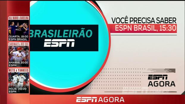 Campeonato Português, MLB e mais; veja a programação desta segunda-feira nos canais ESPN