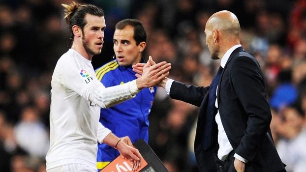 Real Madrid tem 'triplete' de Bale na estreia de Zidane e vence La Coruña