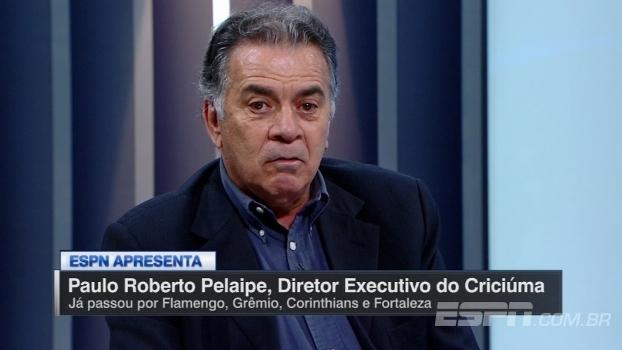 Paulo Pelaipe diz que executivos de futebol foram vetados na CBF: 'O poder fica sempre nos mesmos'