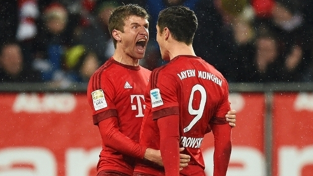 Resultado de imagem para Bayern de Munique x Augsburg