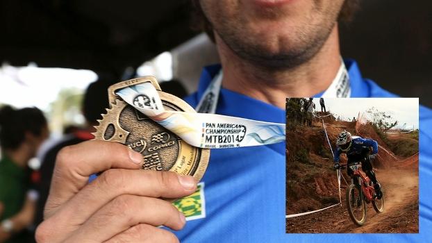 Markolf Berchtold é 14 vezes medalhista em Campeonatos Panamericanos | Bike é Legal