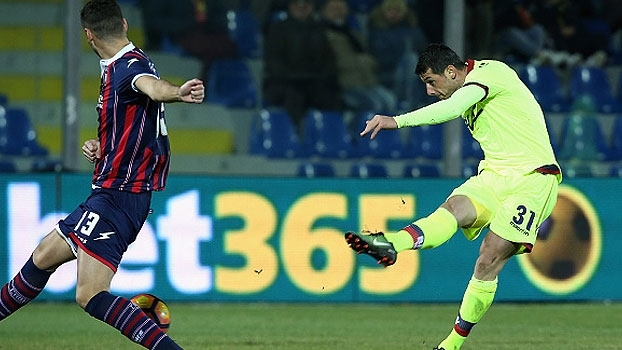 Ex-Napoli marca, Bologna vence o lanterna abre espaço da degola