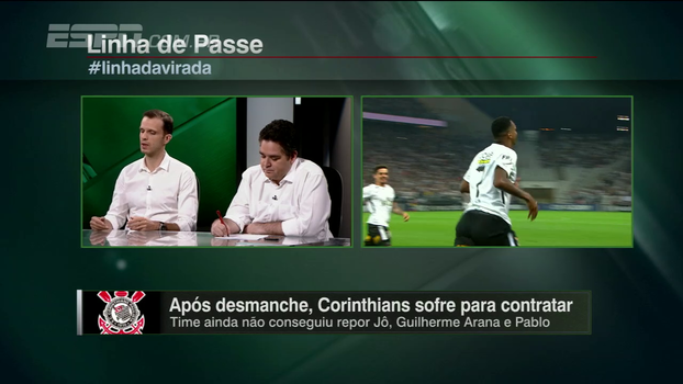 'O Jô era o único jogador do Corinthians que não poderia estar ausente', diz André Kfouri