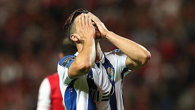 Português: Gols de Braga 1 x 1 Porto
