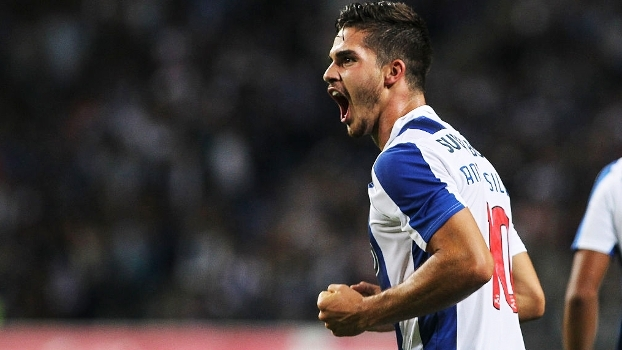 Português: Gol de Porto 1 x 0 Estoril