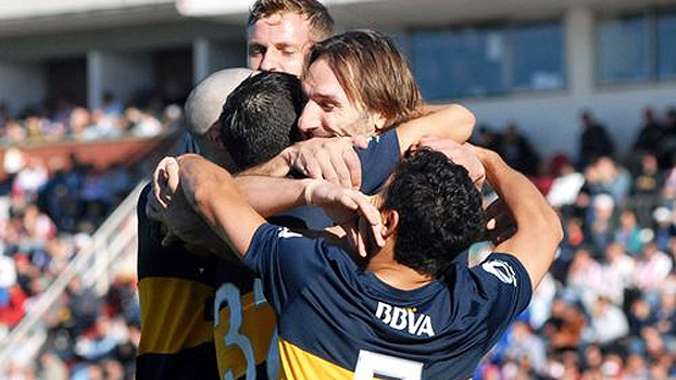 Argentino: Gols de Unión de Santa Fé 1 x 2 Boca Juniors