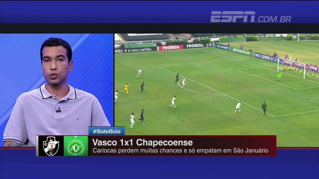 Breiller elogia 1° tempo do Vasco e desaprova o 2°: 'Faltou velocidade ao time e ousadia ao Zé Ricardo'