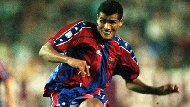 Com gols de Rivaldo e Giovanni, Barcelona derrubou Real no Bernabéu em 1997; relembre