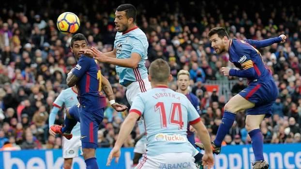 LaLiga: melhores momentos de Barcelona 2 x 2 Celta de Vigo