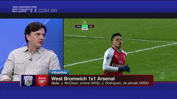 Mauro diz que Guardiola deverá ir atrás de Alexis Sanchez na próxima janela
