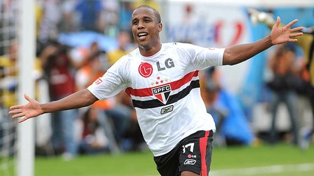 São Paulo bateu Goiás em 2008, quando Borges garantiu o hexa ao ...