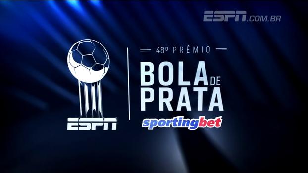 Com novidade no ataque, veja como ficou a seleção do Bola de Prata depois da 23ª rodada do Brasileirão