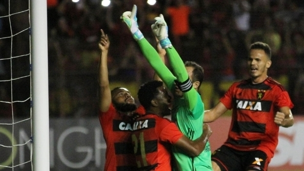 Brasileiro: Gol de Sport 1 x 0 Vitória
