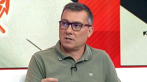Paulo Calçade: 'Não consigo ver Romero em campo e Marlone no banco'