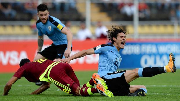 Confira os melhores momentos de Venezuela 0 x 0 Uruguai