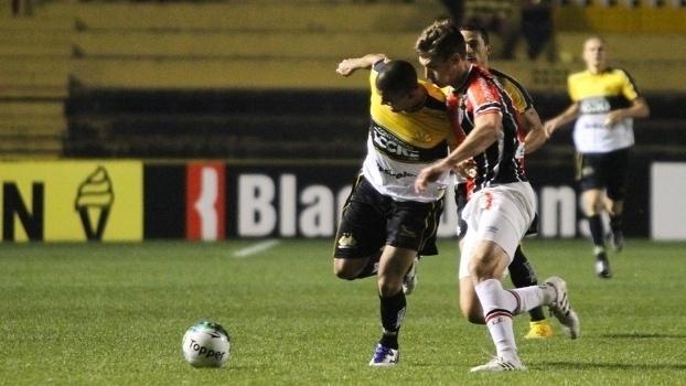 Série B: Gol de Criciúma 0 x 1 Joinville