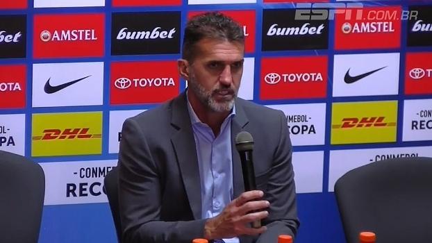 Mancini fala sobre gol tomado logo no começo do jogo: 'Nossa equipe sentiu muito'
