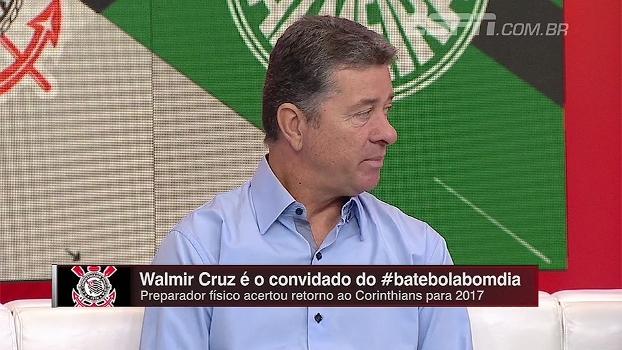 Walmir Cruz analisa calendário do futebol brasileiro e compara com Europa: 'Deveria ser mais enxuto'