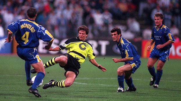 Champions League Finale 1997