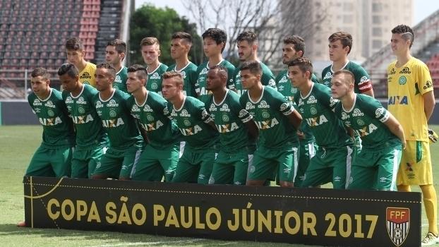 Copa São Paulo: Gol de Chapecoense 1 x 0 Ituano