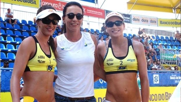 Você sabia? Isabel Salgado tem 4 filhos, e 3 deles se tornaram bem sucedidos jogadores de vôlei de praia