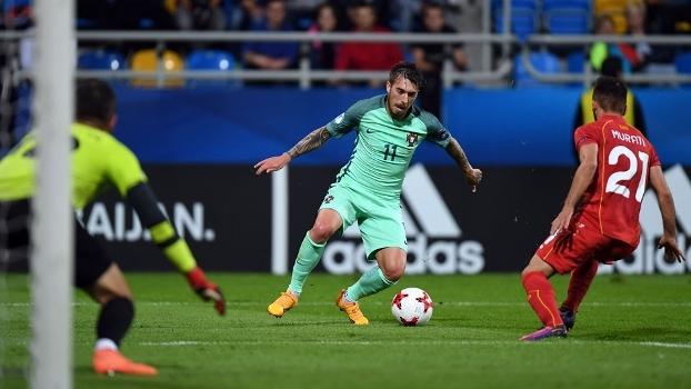 Portugal vence Macedônia, mas está eliminada da Euro sub-21