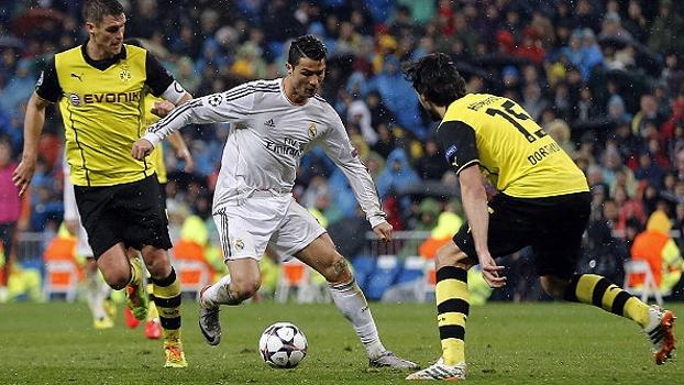 'Não vai dar' e 'é impossível'; Bertozzi e Alê descartam qualquer chance de virada do Borussia sobre Real