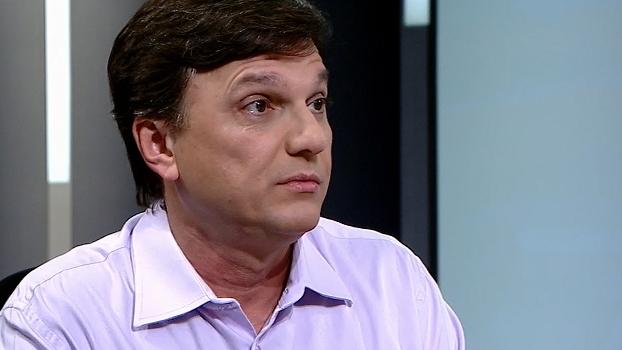 Mauro vê falta de ideias de clubes brasileiros: 'Daqui a pouco vão inventar cruzamento de cabeça'