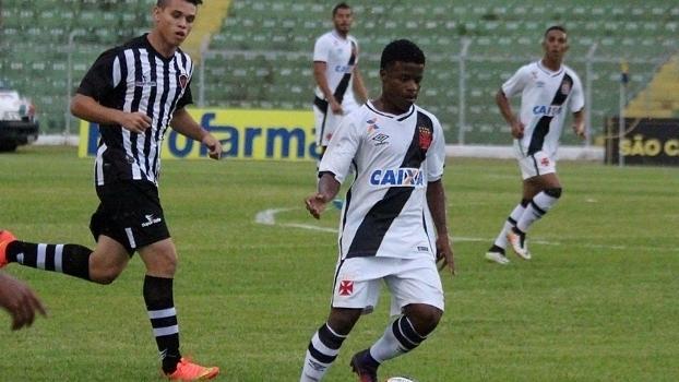 Copa São Paulo: Gol de Vasco 0 x 1 Botafogo-PB