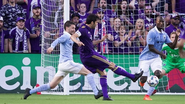 Veja o golaço que Kaká marcou na MLS