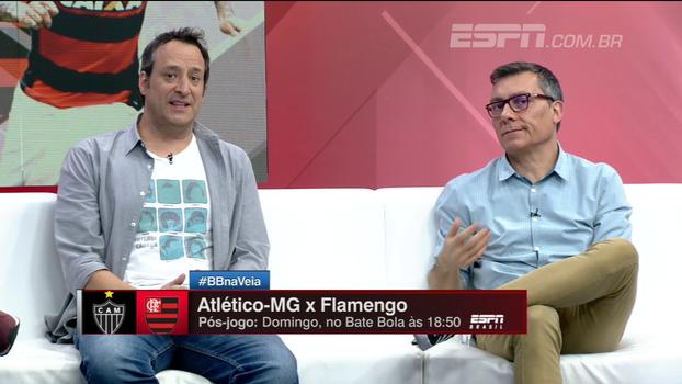 Gian: 'O Robinho é mais uma vítima de um time que jogou muito pouco durante toda a temporada'