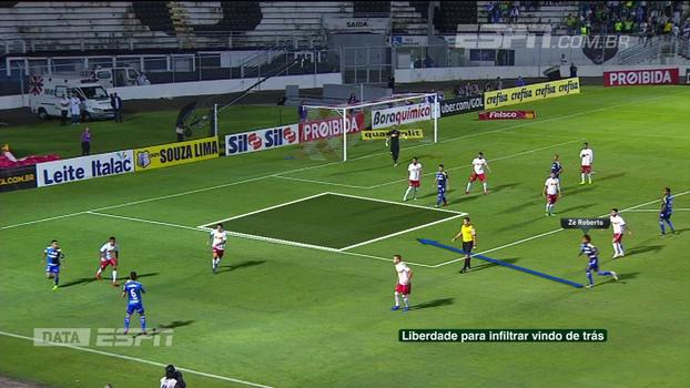 DataESPN: Calçade mostra como jogava o Palmeiras de Eduardo Baptista, que explica