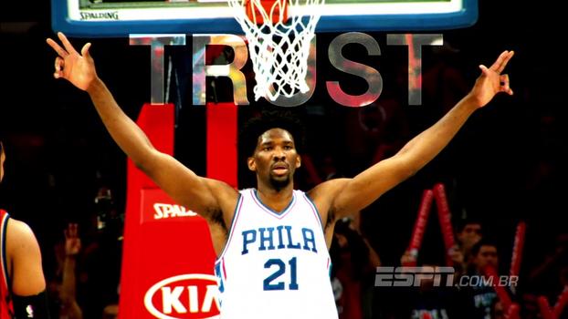 Perder para ganhar: como funciona o processo que transformou o Philadelphia 76ers no time mais promissor da NBA