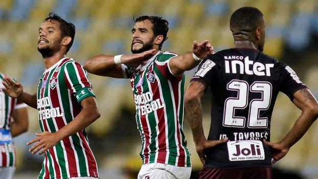 Brasileiro: Gols de Fluminense 3 x 1 São Paulo