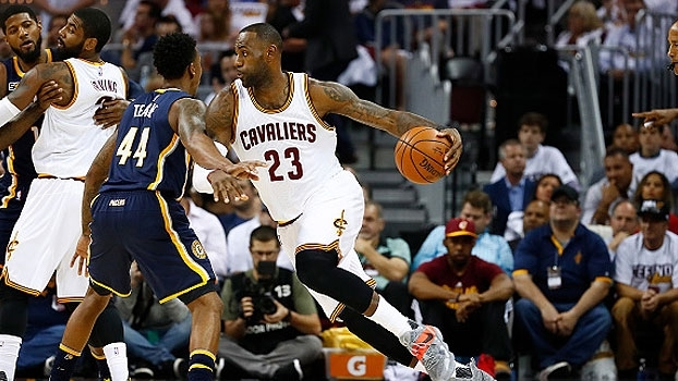 NBA: Melhores momentos de Cleceland Cavaliers 117 x 111 Indiana Pacers