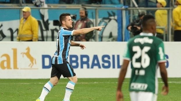 Copa do Brasil: Gols de Grêmio 2 x 1 Palmeiras