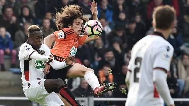 Copa da França: Gols de Lorient 2 x 1 Nice