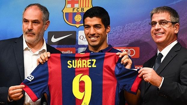 Destaque do Barça, Suárez chegou ao clube constestado; relembre!