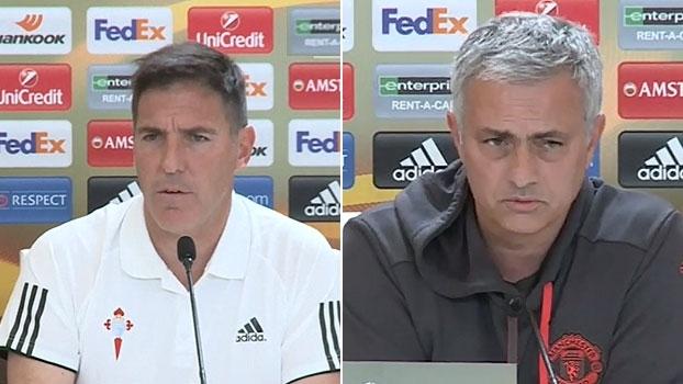 Eduardo Berizzo e Mourinho falam sobre expectativa para Celta x United