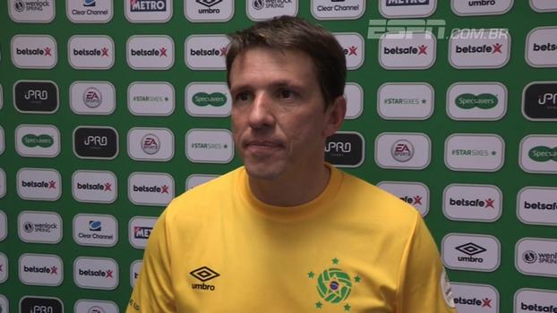 Juninho Paulista elogia Tite e diz no que o treinador se destaca; veja