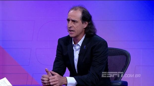 Fernando Meligeni comenta lesão de Nadal, momento de Dimitrov e tática 'curiosa' de Sock contra Federer