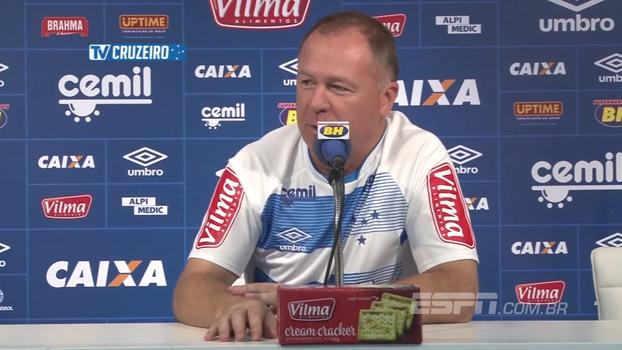 Mano prega atenção com 'ansiedade' para final da Copa do Brasil antes de encarar o Atlético-GO