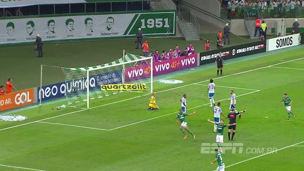 Brasileiro: Gols de Palmeiras 2 x 0 Avaí