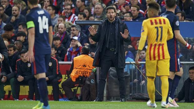 Simeone minimiza transferência de Neymar: 'Não nos afeta; o Barcelona sempre foi o Barcelona'