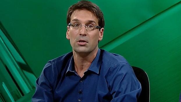 Arnaldo Ribeiro: 'Eu teria contratado um técnico estrangeiro para o Palmeiras'