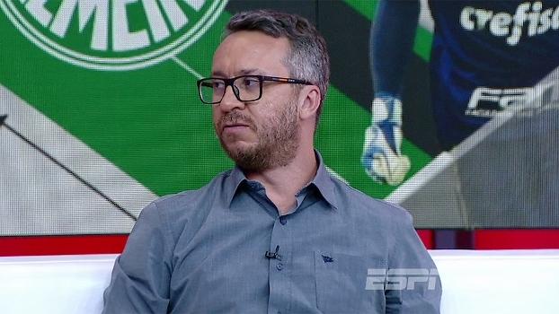Maurício Barros analisa Vitinho, e Ju Cabral comenta: 'Certeza que será bem aproveitado'