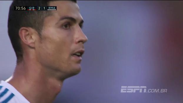 Veja os melhores momentos de Girona 2 x 1 Real Madrid
