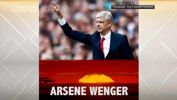 Com nomes de jogadores como letra, Wenger vira tema de trilha sonora do 'O Rei Leão'
