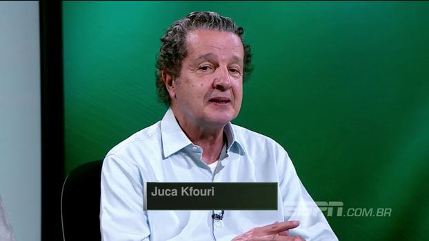 Para Juca Kfouri, Palmeiras de novo será 'favoritaço' para tudo em 2018
